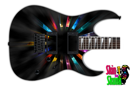 Buy Guitar Skin Abstractone Blackhole