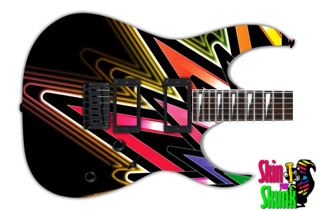 Buy Guitar Skin Abstractone Burst