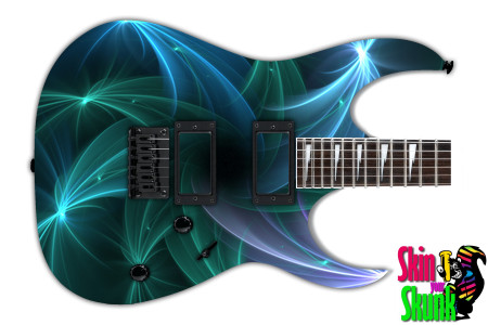 Buy Guitar Skin Abstractone Shatter