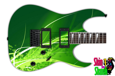 Buy Guitar Skin Abstractthree Arms