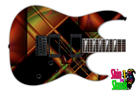 Buy Guitar Skin Abstractthree Bold