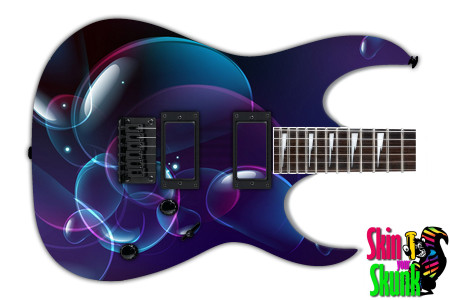 Buy Guitar Skin Abstractthree Bubbles