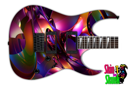 Buy Guitar Skin Abstractthree Depth