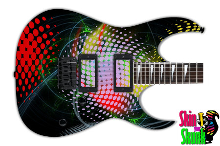 Buy Guitar Skin Abstractthree Dimension
