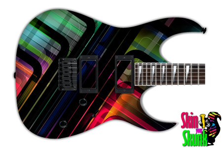Buy Guitar Skin Abstractthree Machine
