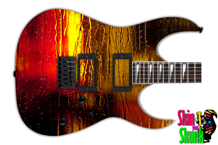 Buy Guitar Skin Abstractthree Moist