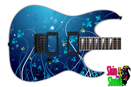 Buy Guitar Skin Abstractthree Vines