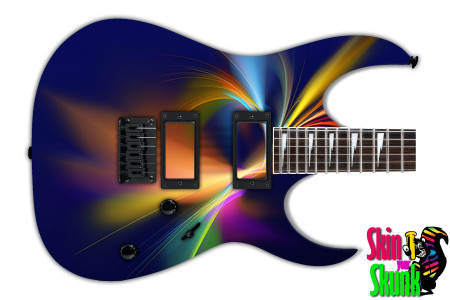 Buy Guitar Skin Abstractthree Whisp