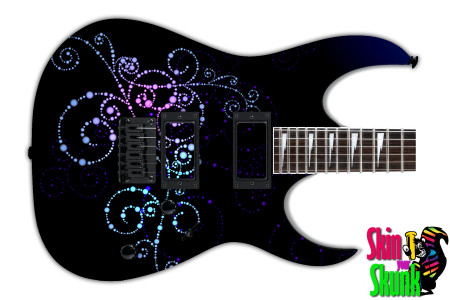 Buy Guitar Skin Abstracttwo Accent