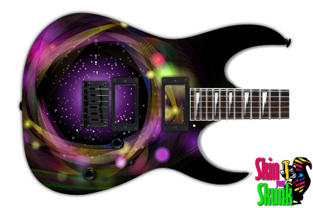 Buy Guitar Skin Abstracttwo Blackhole