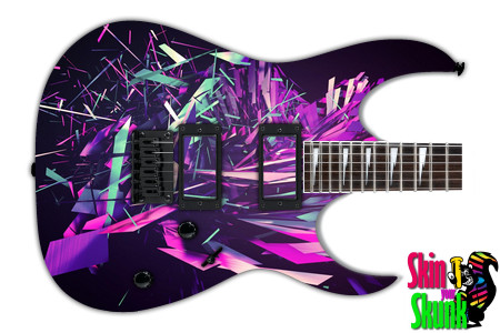 Buy Guitar Skin Abstracttwo Shatter