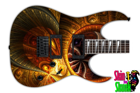 Buy Guitar Skin Abstracttwo Vein