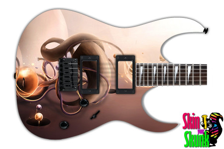 Buy Guitar Skin Abstracttwo Vine