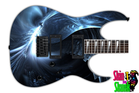 Buy Guitar Skin Abstracttwo Zipper