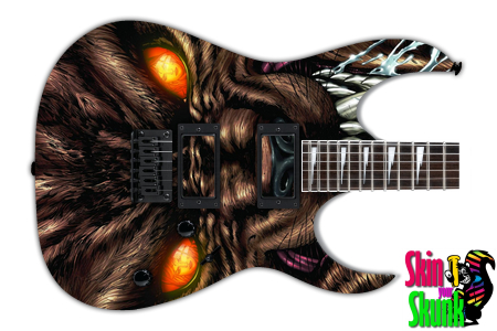 Buy Guitar Skin Awesome Beast