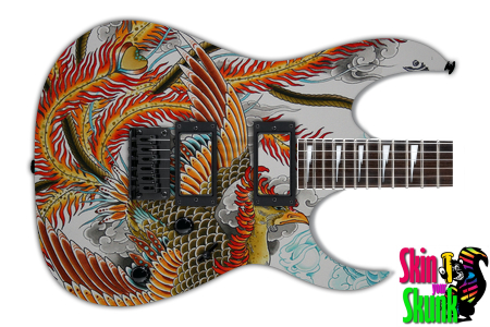 Buy Guitar Skin Awesome Bird