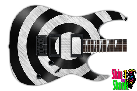 Buy Guitar Skin Awesome Bullseye