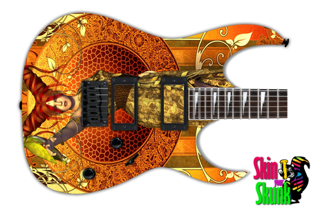 Buy Guitar Skin Awesome Capricorn