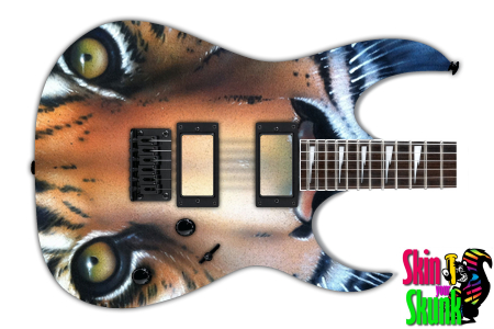 Buy Guitar Skin Awesome Cat