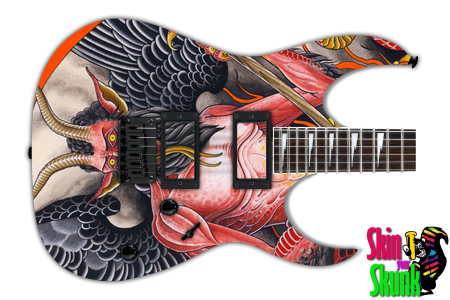 Buy Guitar Skin Awesome Devil