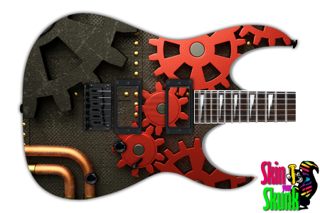 Buy Guitar Skin Awesome Gears