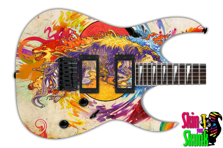 Buy Guitar Skin Awesome Magical