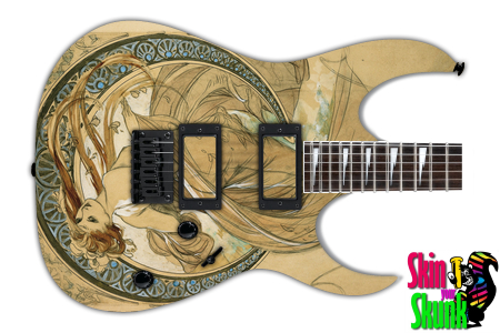 Buy Guitar Skin Awesome Maiden