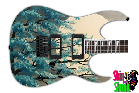Buy Guitar Skin Awesome Moon
