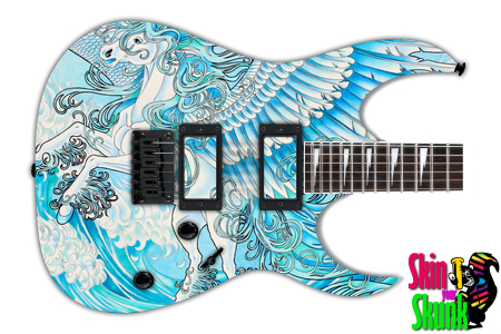 Buy Guitar Skin Awesome Pegasus