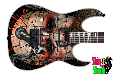 Buy Guitar Skin Awesome Pinhead