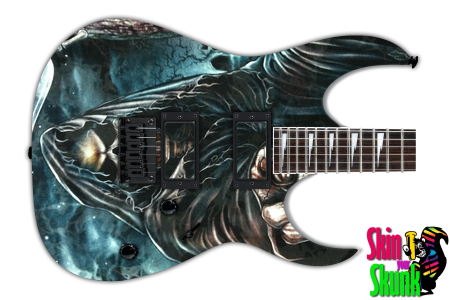 Buy Guitar Skin Awesome Reaper