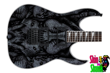 Buy Guitar Skin Awesome Souls