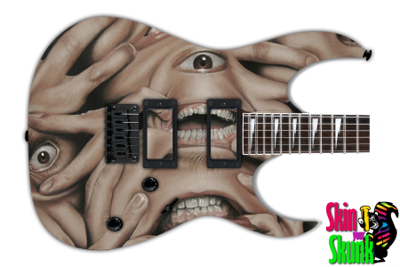 Buy Guitar Skin Awesome Stretch