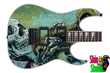 Buy Guitar Skin Awesome Trumpet