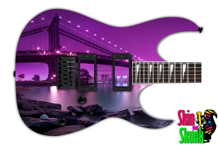 Buy Guitar Skin Beautiful Bridge