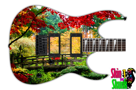 Buy Guitar Skin Beautiful Encounter