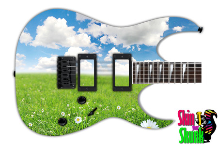 Buy Guitar Skin Beautiful Field