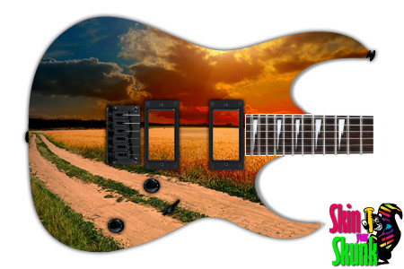 Buy Guitar Skin Beautiful Road