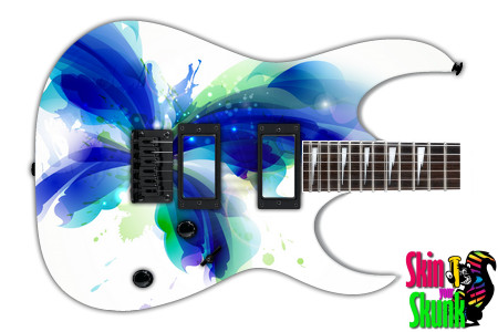 Buy Guitar Skin Beautiful Splash