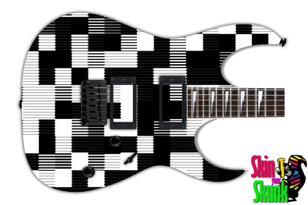Buy Guitar Skin Bw1 8bit