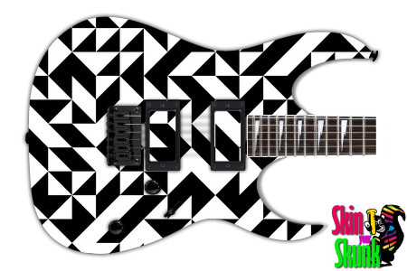 Buy Guitar Skin Bw1 Metric