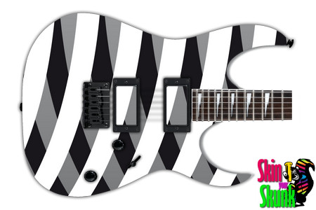 Buy Guitar Skin Bw1 Ribbon