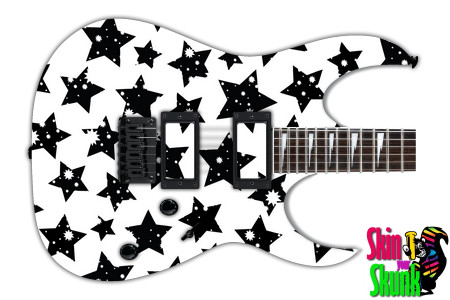 Buy Guitar Skin Bw1 Stars