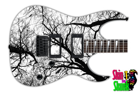 Buy Guitar Skin Bw1 Trees