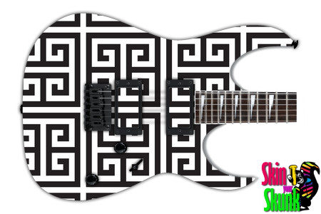 Buy Guitar Skin Bw1 Tribal