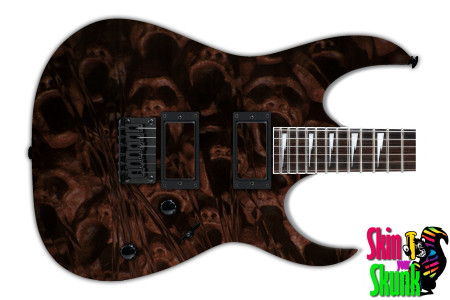 Buy Guitar Skin Wicked Faces