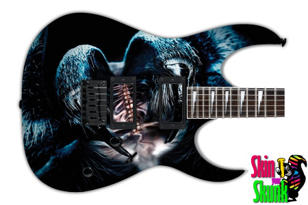 Buy Guitar Skin Wicked Spider