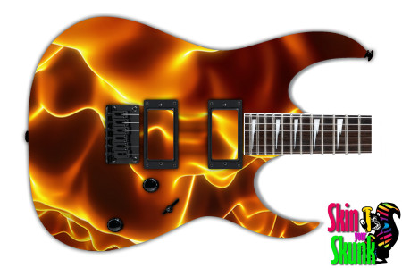 Buy Guitar Skin Fire Above