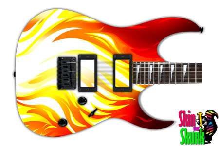 Buy Guitar Skin Fire Forward