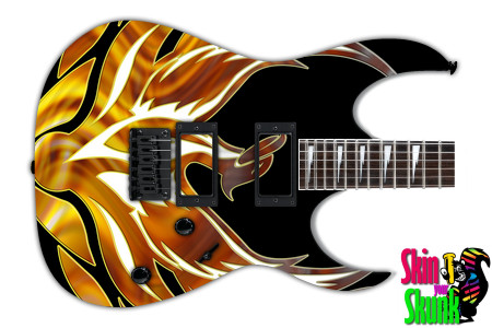 Buy Guitar Skin Fire Phoenix